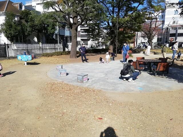絵描き広場