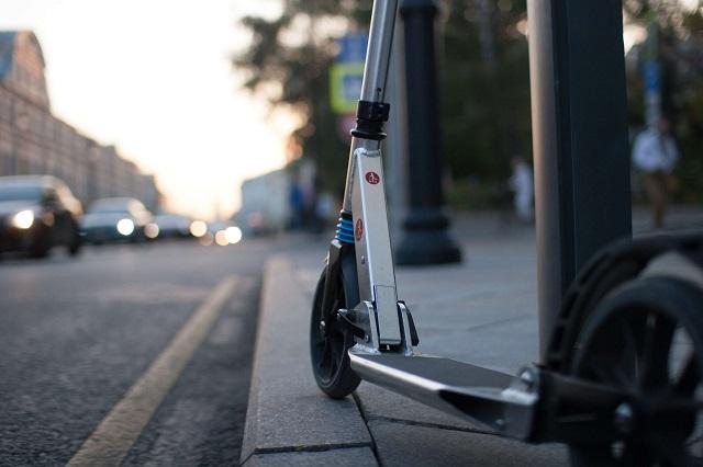 キックボードは公道で走れるの?