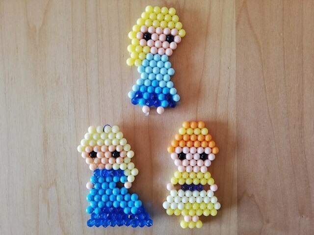 【レビュー】アナと雪の女王のキャラクターセットで遊んでみた