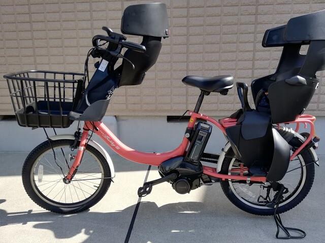 ヤマハの子供乗せ電動自転車を試乗した感想【残念だった点】