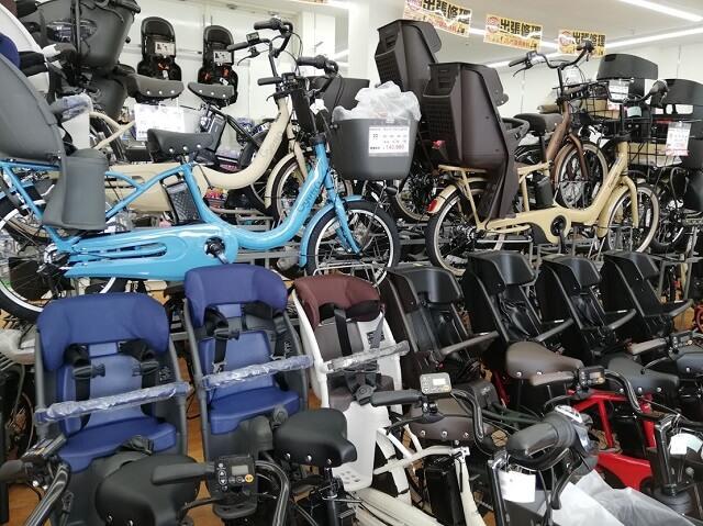 子供乗せ電動自転車の相場ってどれくらい?