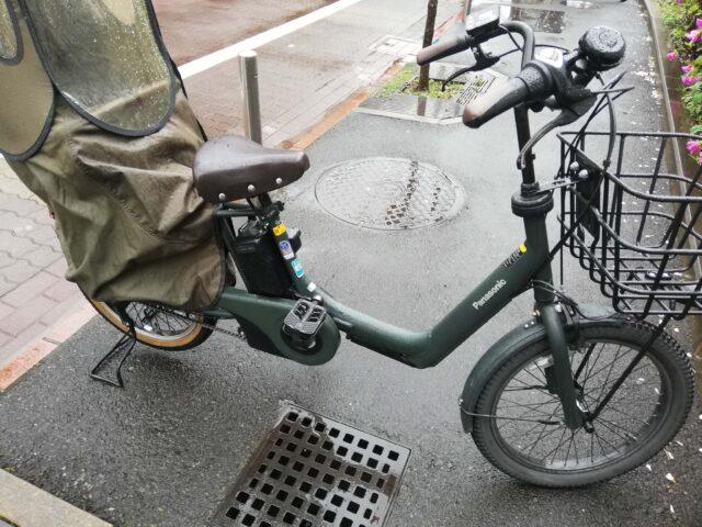 雨の日に電動自転車を乗るときの注意点