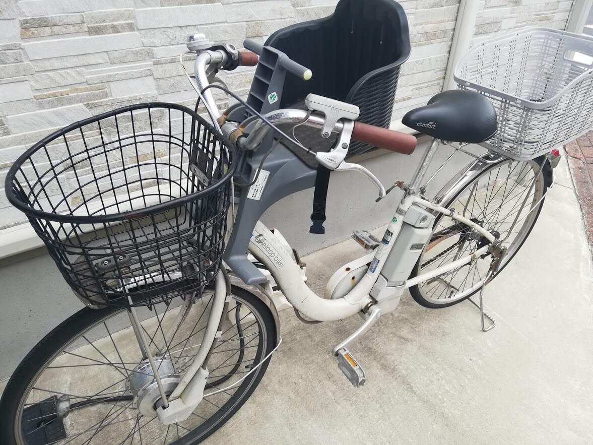 坂道があったり、荷物を乗せる場合は電動自転車の方がいい