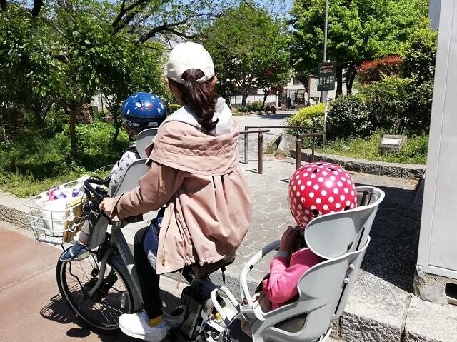電動自転車は前乗せと後ろ乗せ、どっちがおすすめ?【メリット・デメリット】