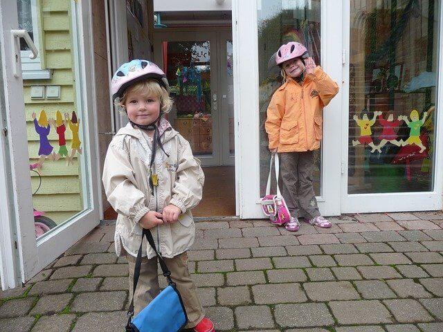子ども用のヘルメットでよくある質問