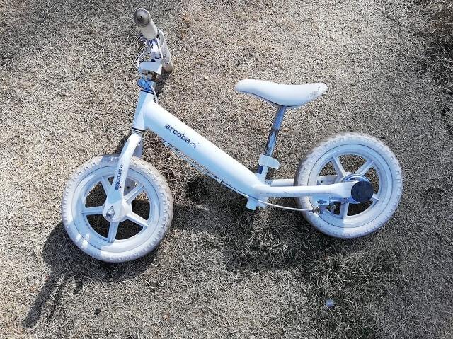 arcobaのキックバイク