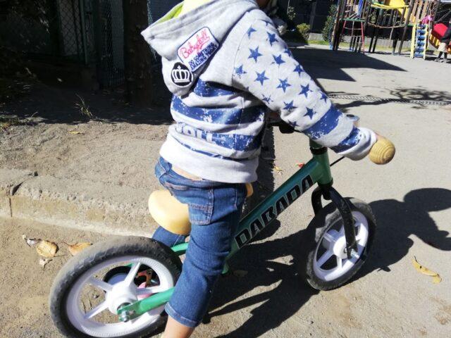DABADAのキックバイク