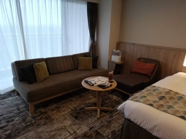 エピナール那須の部屋