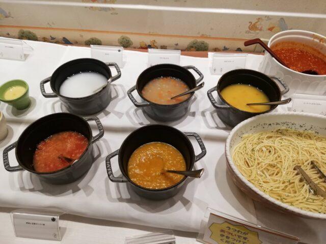 スープやお粥