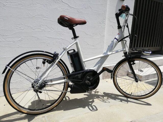 他社のE-bikeとの比較