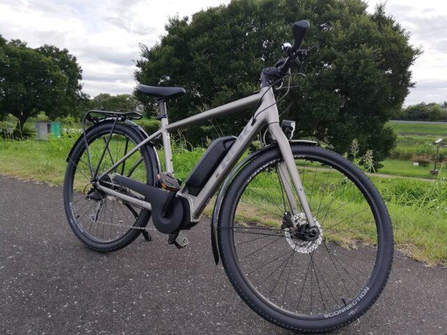 トレックのE-bike「Verve+2」気になったところをレビュー
