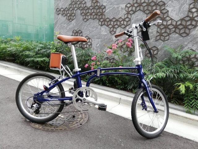 デイトナ電動自転車「DE01」の概要