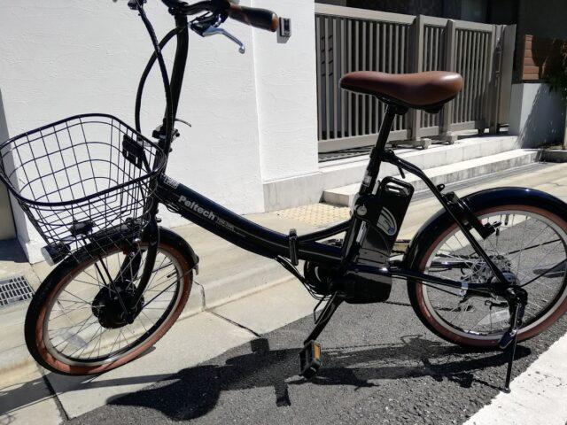 ペルテックの電動自転車「TDN-206」の概要