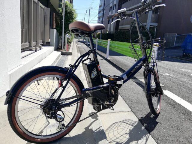 ペルテック電動自転車「TDN-206」の良いところ・評判をレビュー
