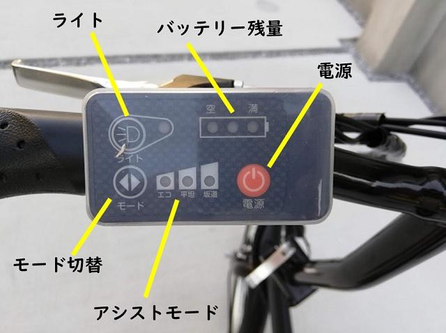 液晶モニターの見方