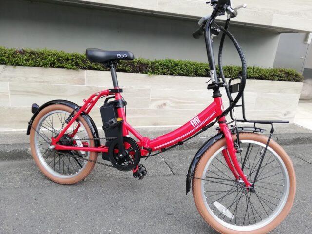 フィアットの電動自転車の良かったところ・評判をレビュー