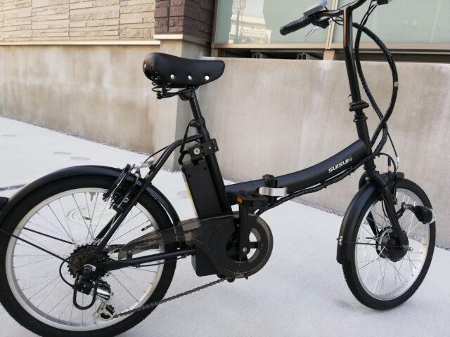 スイスイの電動自転車
